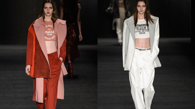 Una cordobesa brill en el san pablo fashion week musa for Modelo cordobesa