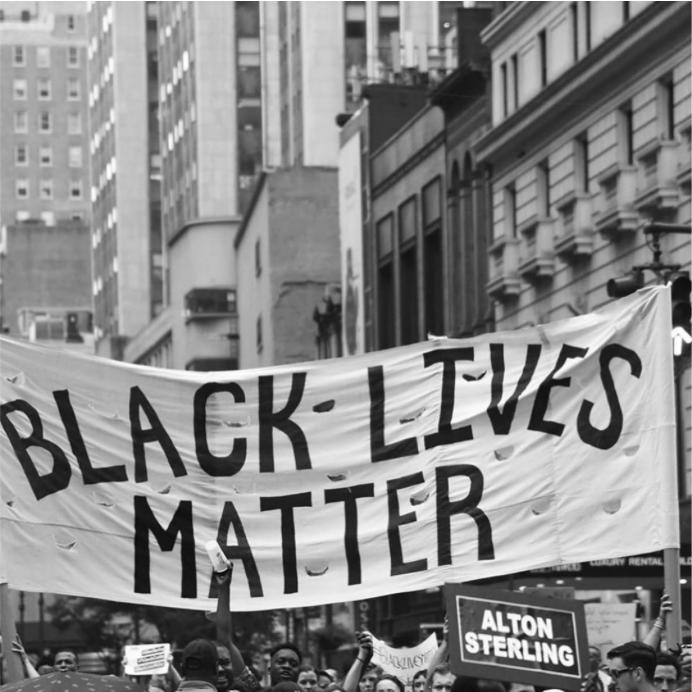 Basta de racismo: marcas del mundo se manifiestan en redes