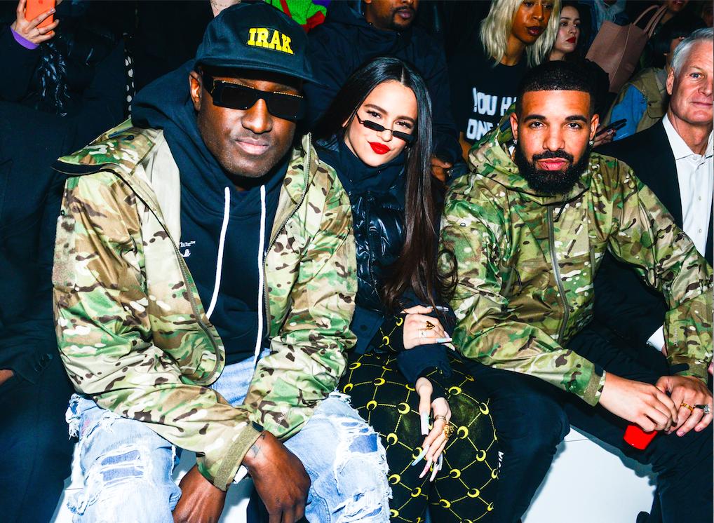 Rosalía y Drake en la semana de la moda de NYC.