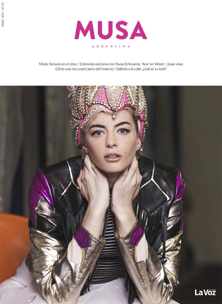 Revista Musa de mayo: fantasía en el circo