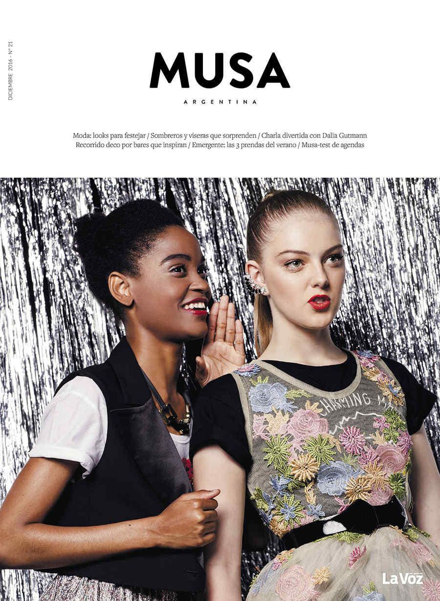 Revista Musa de diciembre: ¡brillá como nunca!