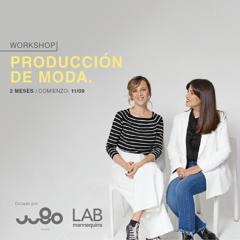 Si te interesa la producción de moda, se viene un workshop para vos