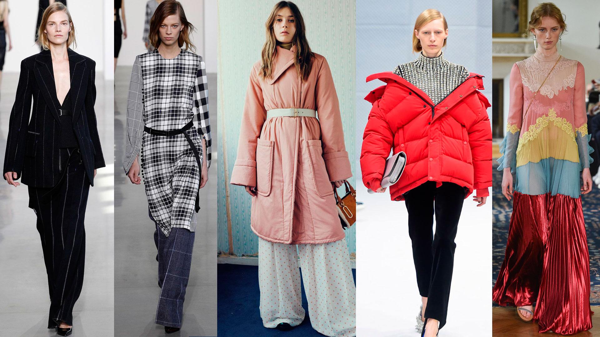 Las 6 tendencias de moda que definen al invierno 2017 musa for Tendencias moda verano 2017
