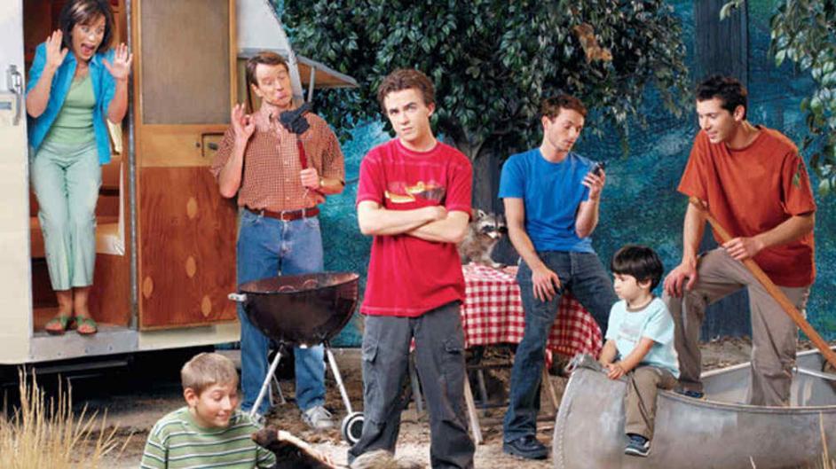 Los chicos crecen c mo est hoy el elenco de la serie for Esta abierto hoy la maquinista