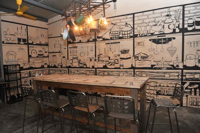Para replicar en casa 10 tendencias de decoraci n que for Pintar murales en paredes exteriores