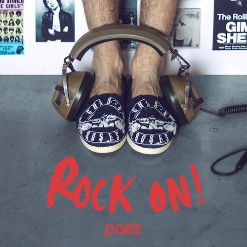 Alpargatas con rock: de Guns N' Roses, Ramones y los Rolling