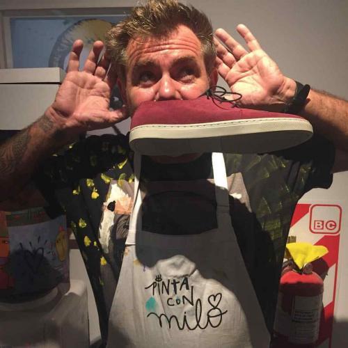 Las zapatillas que unen a Macri con el peronismo