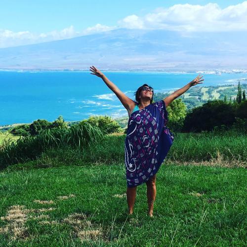Una cordobesa expande técnicas maoríes con charlas y productos naturales