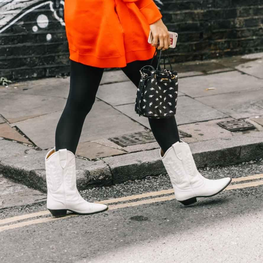 6dead94c04 Las botas que se usaron en invierno siguen de moda esta primavera