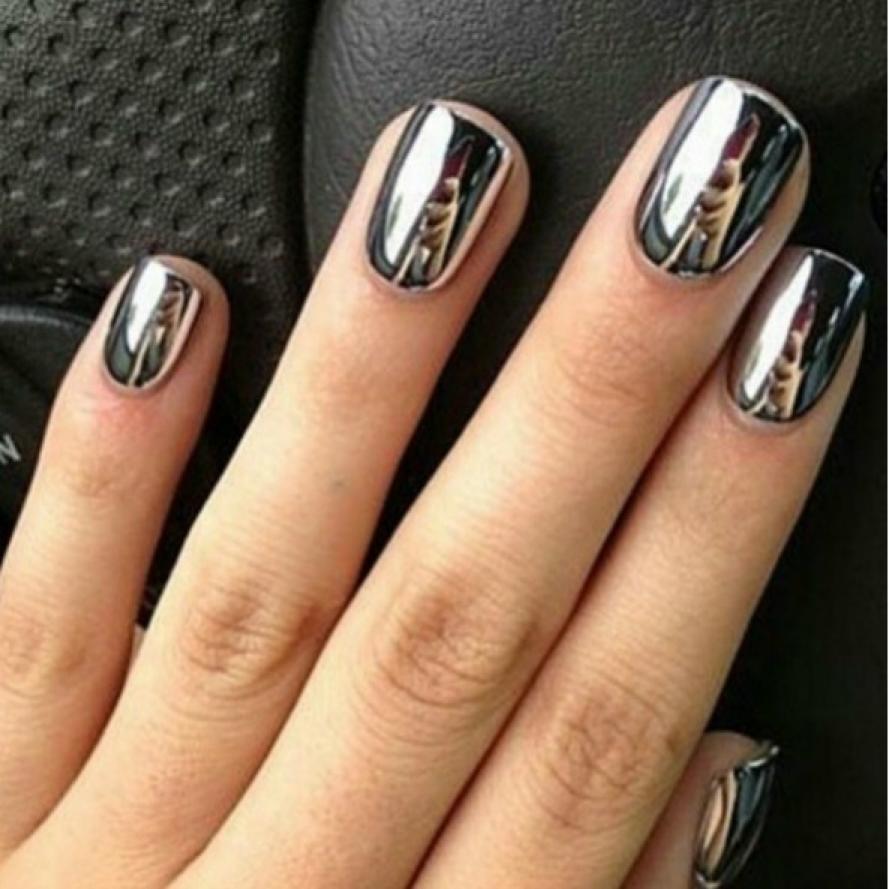Las uñas espejo se apoderan de Instagram | MUSA