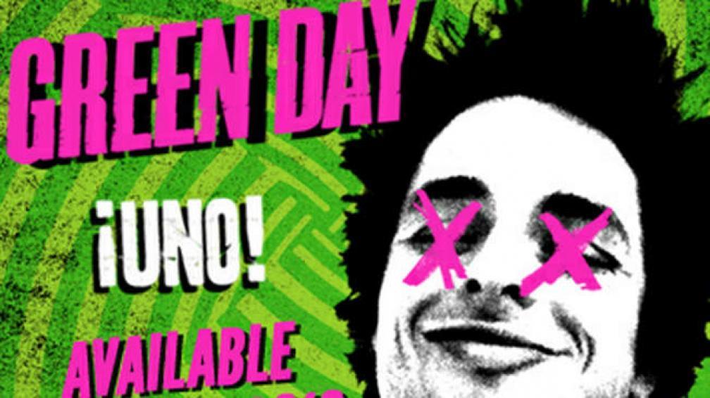 Portada del nuevo disco de Green Day.