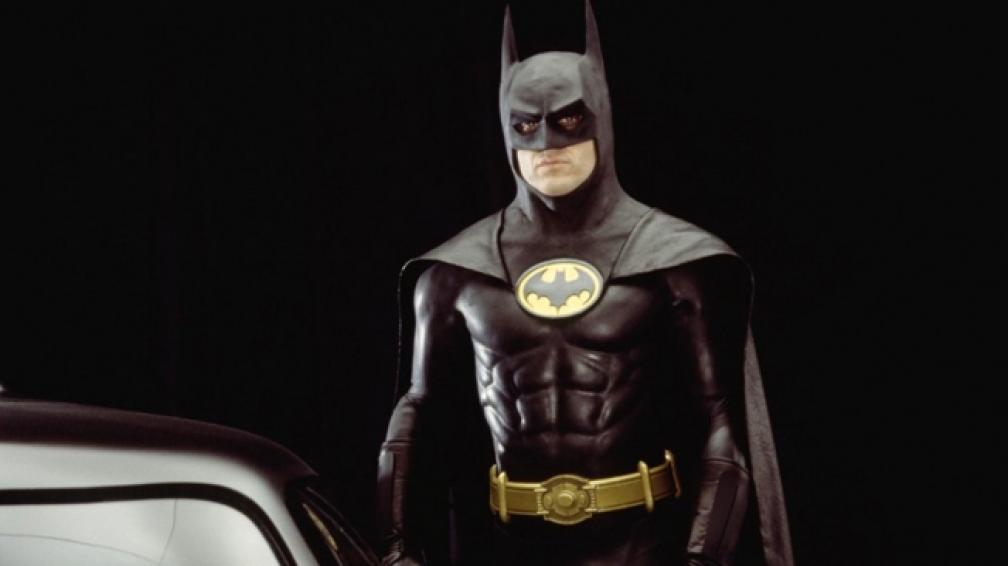 Michael Keaton fue ele elegido por Tim Burton para su versión de Batman.