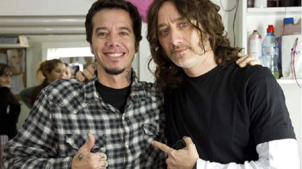 Andy Kusnetzoff con Sebastián Ortega. ¿La venganza del productor?