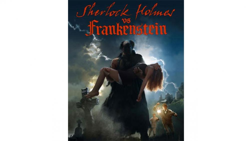 El afiche promocional del nuevo filme.
