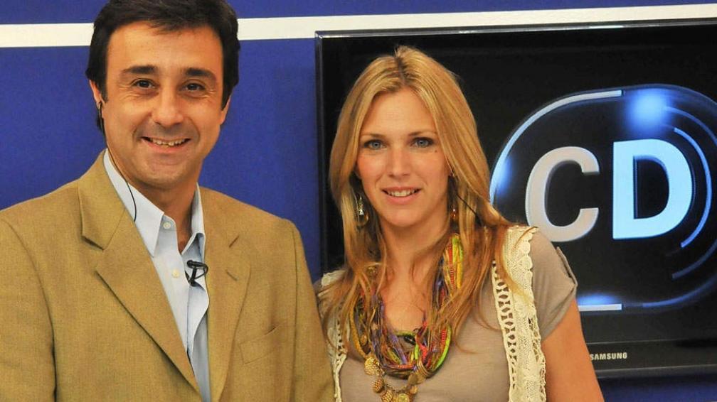Damián Carreras y Cruz Gómez Paz, la dupla que hará pantalla de 7 a 9, de lunes a viernes.
