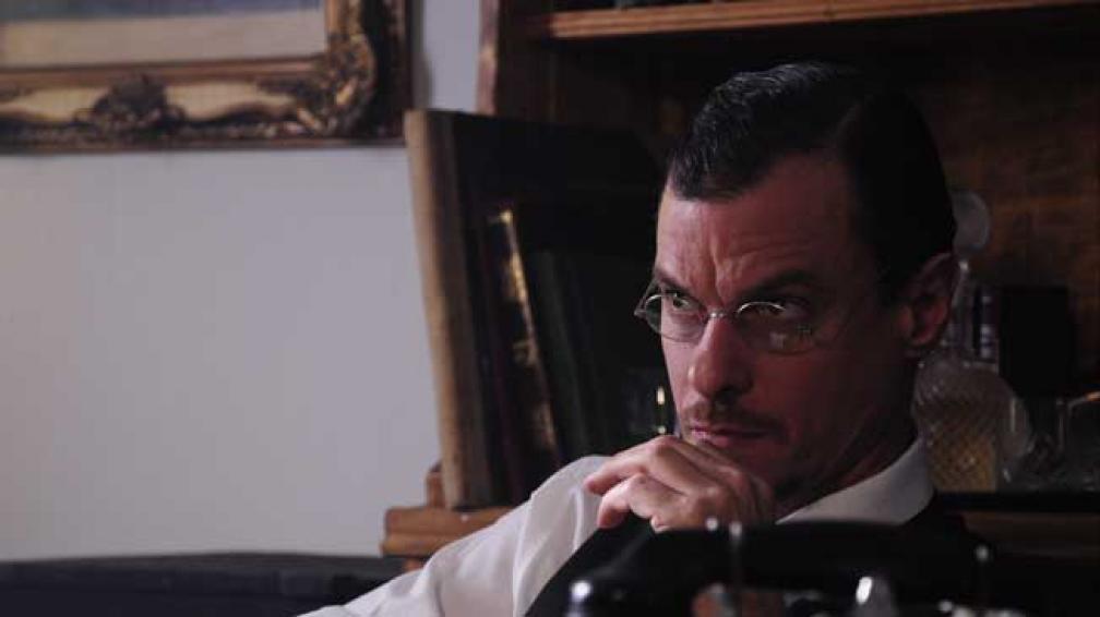 MARCELO MELINGO. El actor interpreta a Herman Herzig, uno de los dueños del hotel.