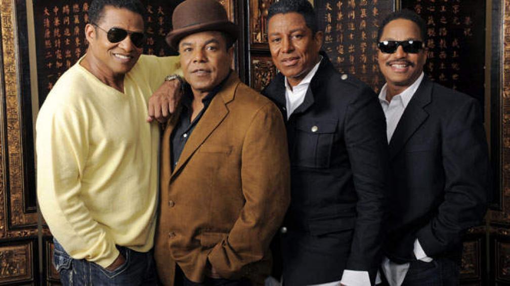 THE JACKSONS. Los hermanos de Michael salieron de gira juntos tras casi 30 años.
