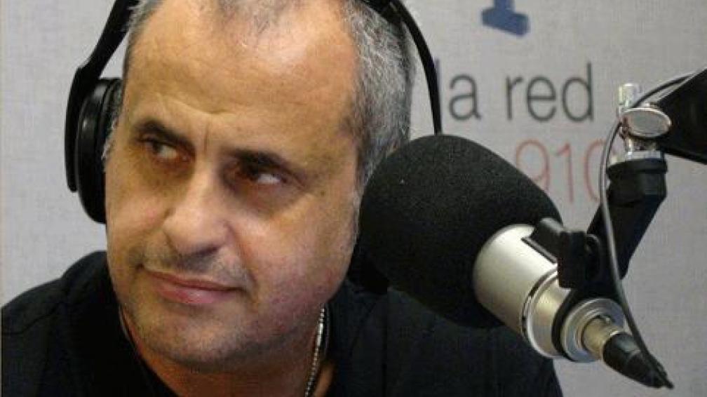 """Jorge Rial en su programa """"Ciudad Goti-K"""""""
