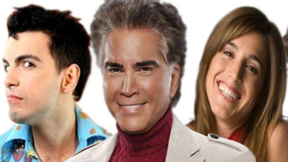 Ale Sergi, el Puma Rodríguez y la Sole, tres de los jurados confirmados.