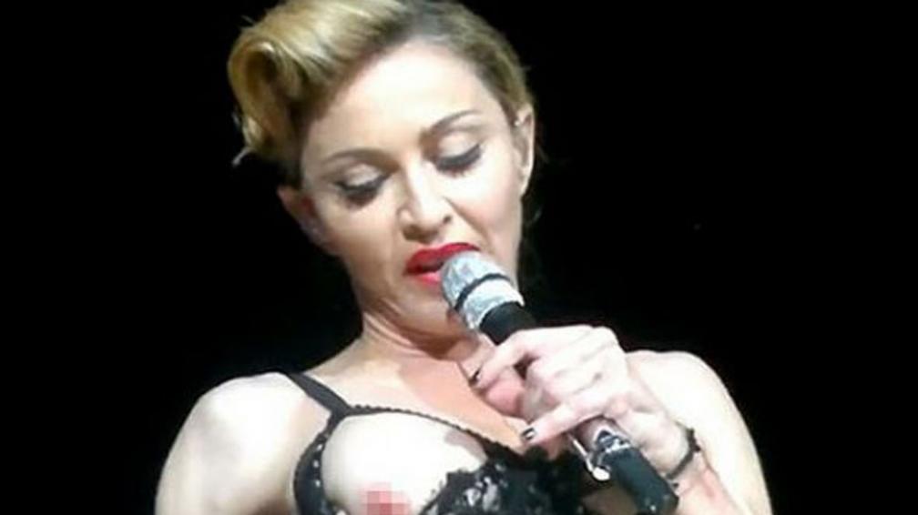 Madonna, provocadora como siempre.
