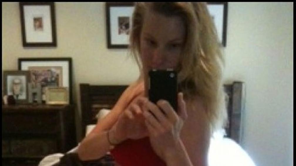 Heather Morris es la nueva víctima de los hackers (imagen web).