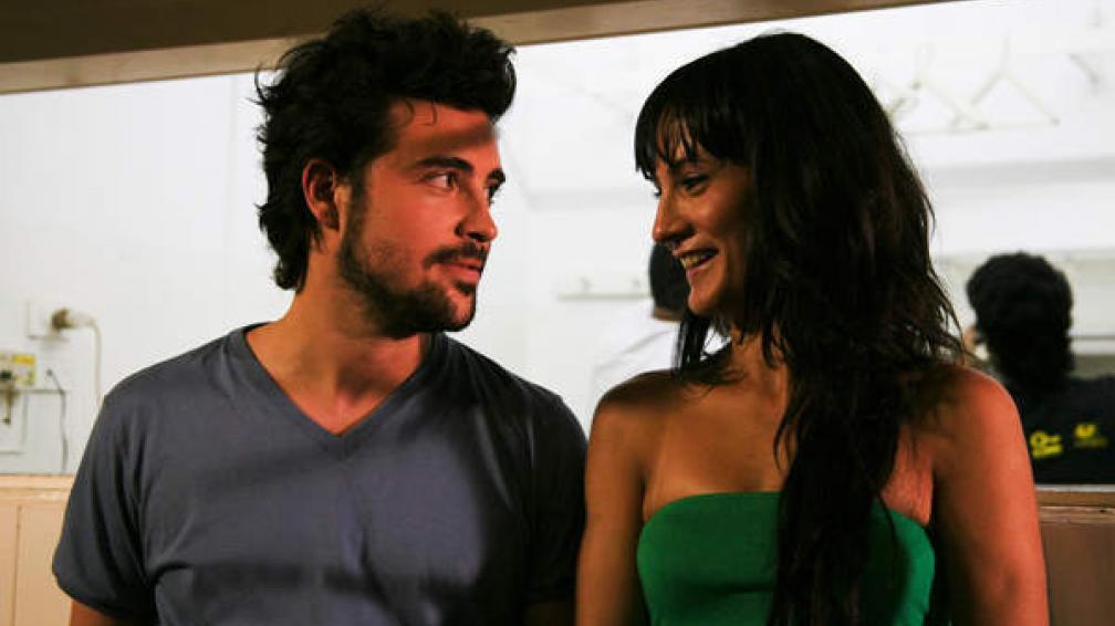 Francisco Colja y Yohana Pereyra.
