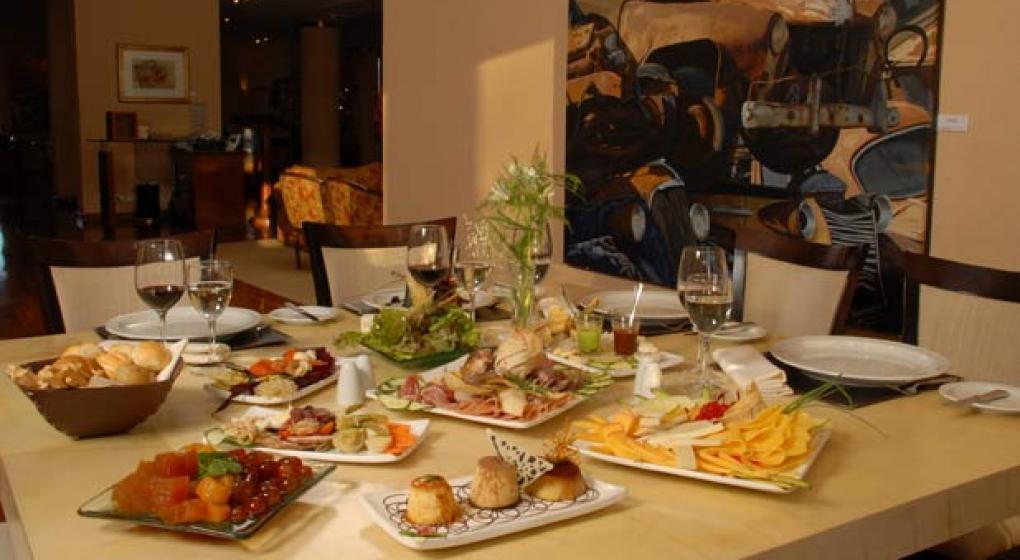 Cenas de navidad opciones en nochebuena el sitio de for Opciones de cenas ligeras