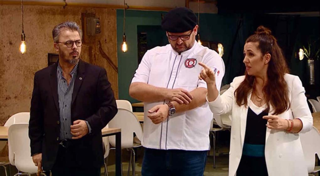 Donato m s amargo que nunca en el debut de due os de la - Television en la cocina ...