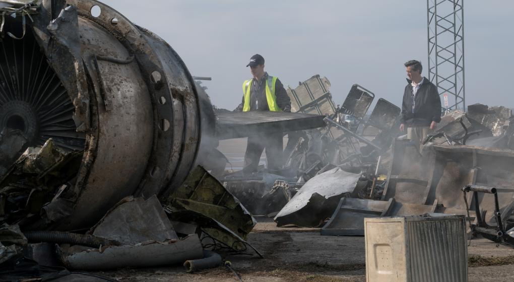 El trágico vuelo de Lapa, reconstruido por Nat Geo