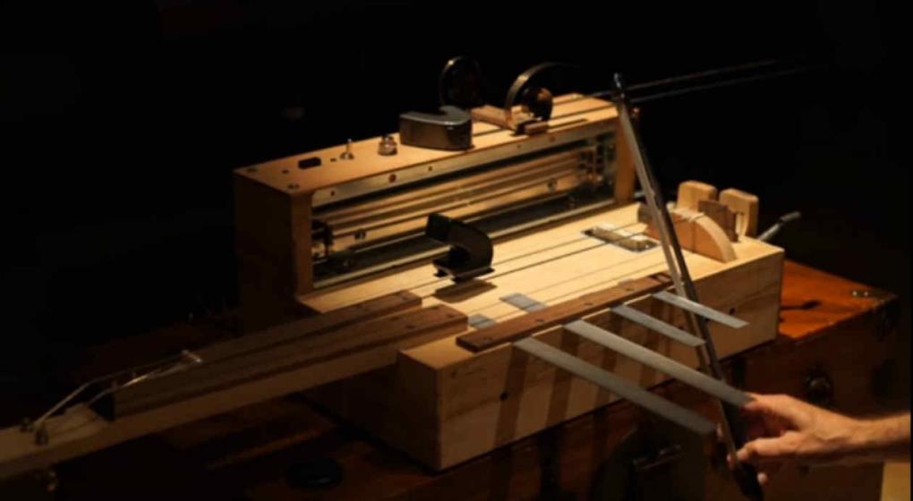 Un instrumento que da miedo mir c mo hace efectos para - Efectos opticos de miedo ...