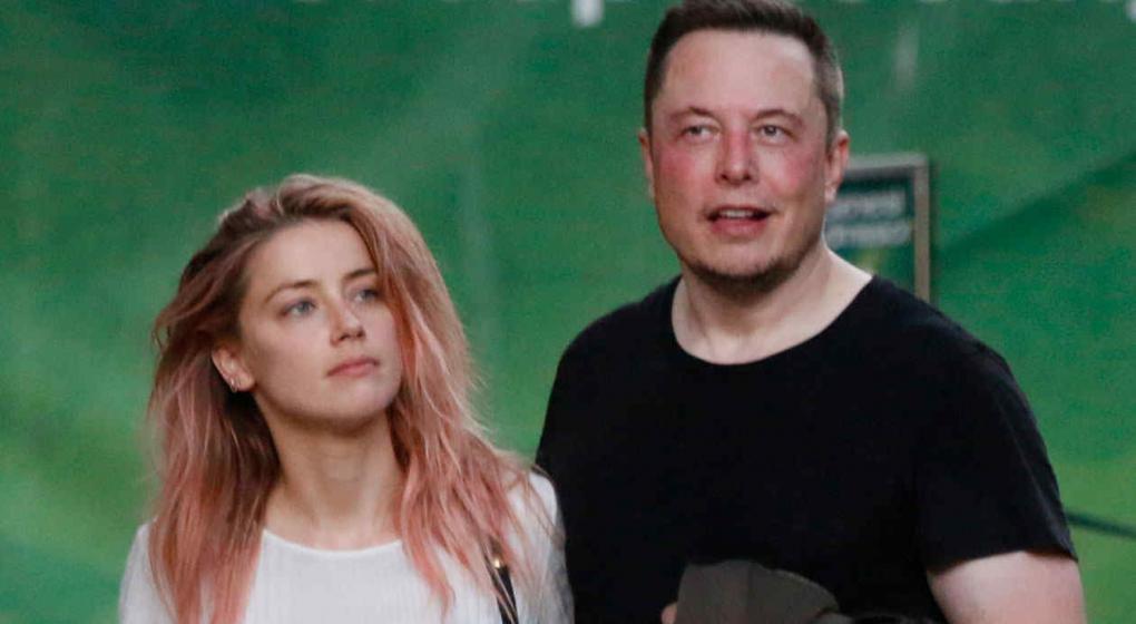 Amber Heard olvida a Johnny Depp con apuesto millonario