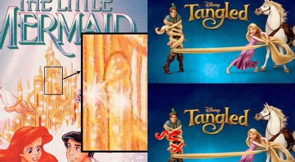 Subliminales De Disney | Mensajes Subliminales De Disney