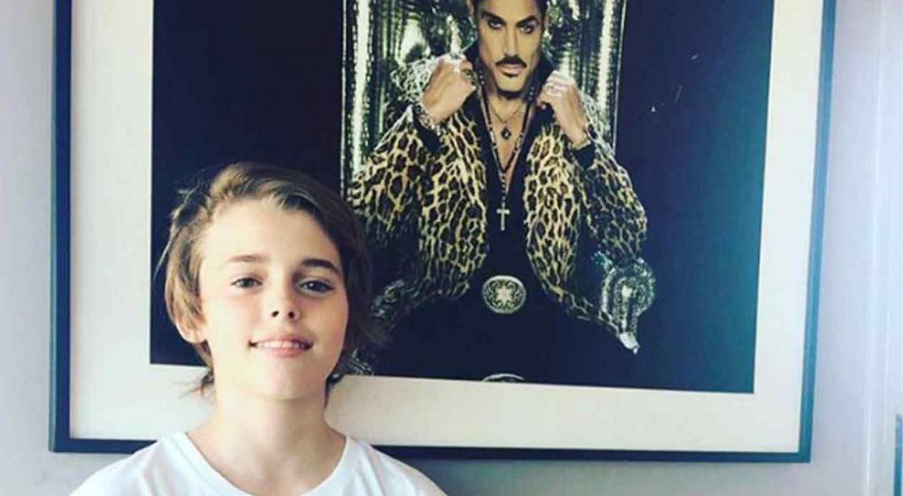 El hijo de Ricardo Fort recordó a su padre en redes