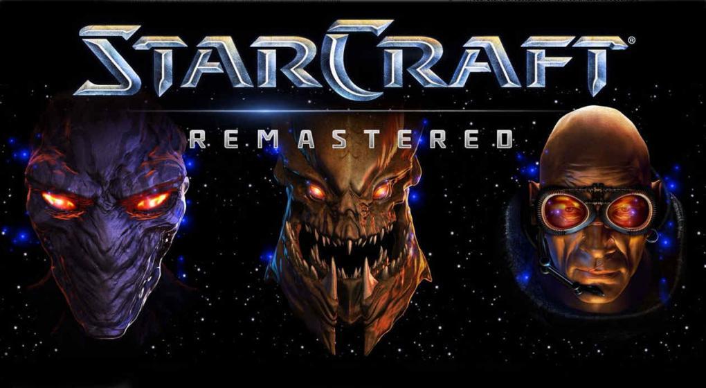 Lanzamiento nuclear detectado: StarCraft Remastered llegará en agosto