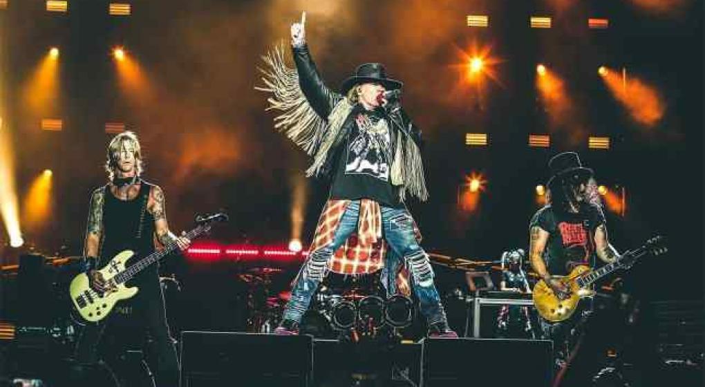 Aerosmith canceló la gira que los traía a Chile