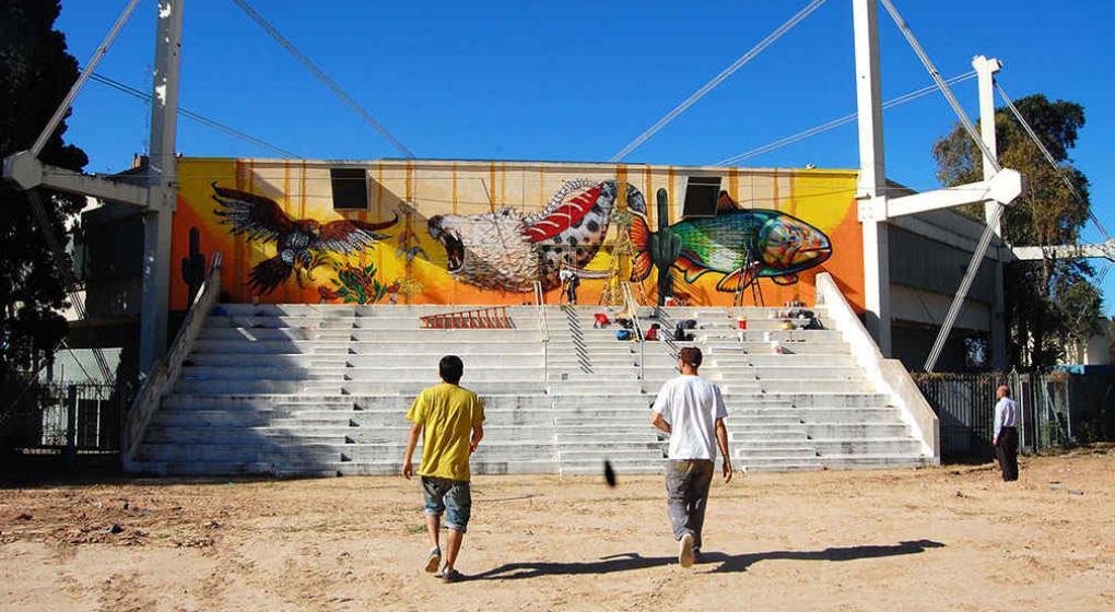 C rdoba colorida un repaso por sus murales el sitio de for Lavoz del interior cordoba
