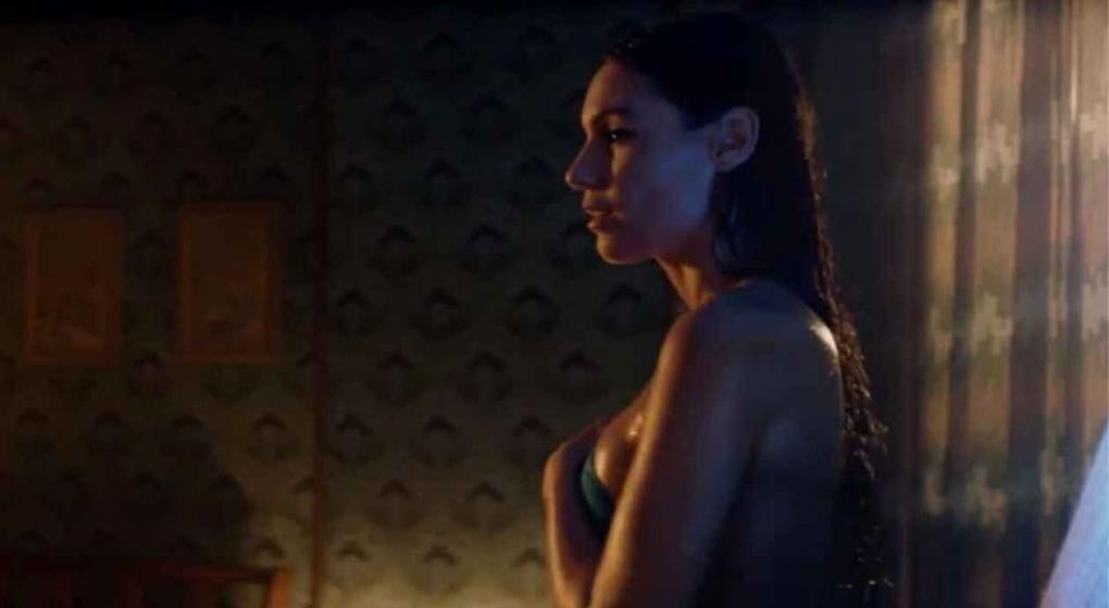 Pampita estrena su papel protagónico con una película muy hot