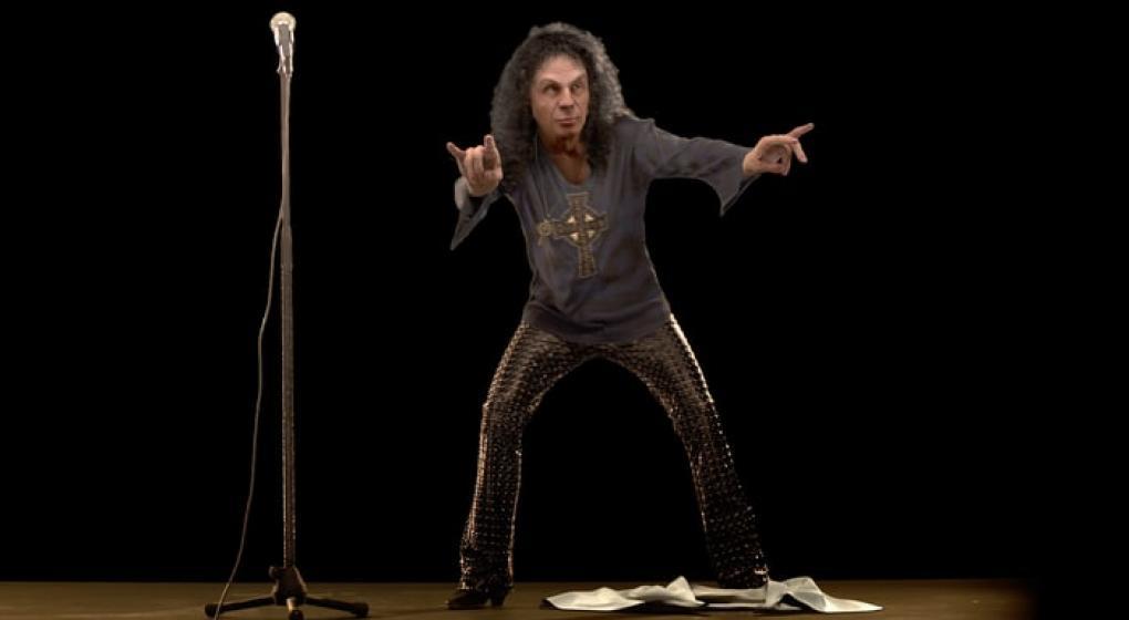 Ronnie James Dio sale de gira... ¡en forma de holograma!