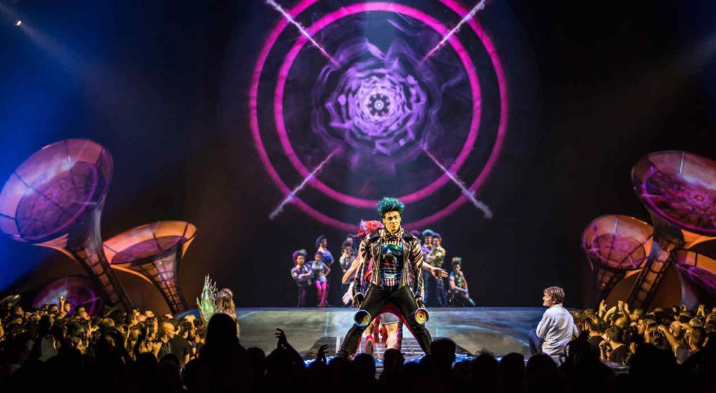 Anuncian dos nuevas funciones de su espectáculo 'Sep7imo día — Cirque du Soleil