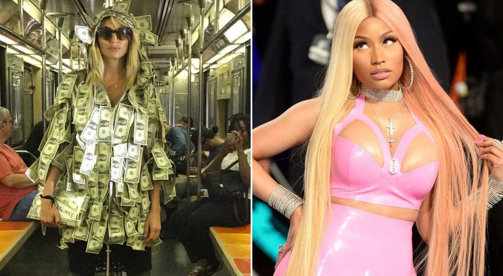 Vicky Xipolitakis acusa a Nicki Minaj de plagio