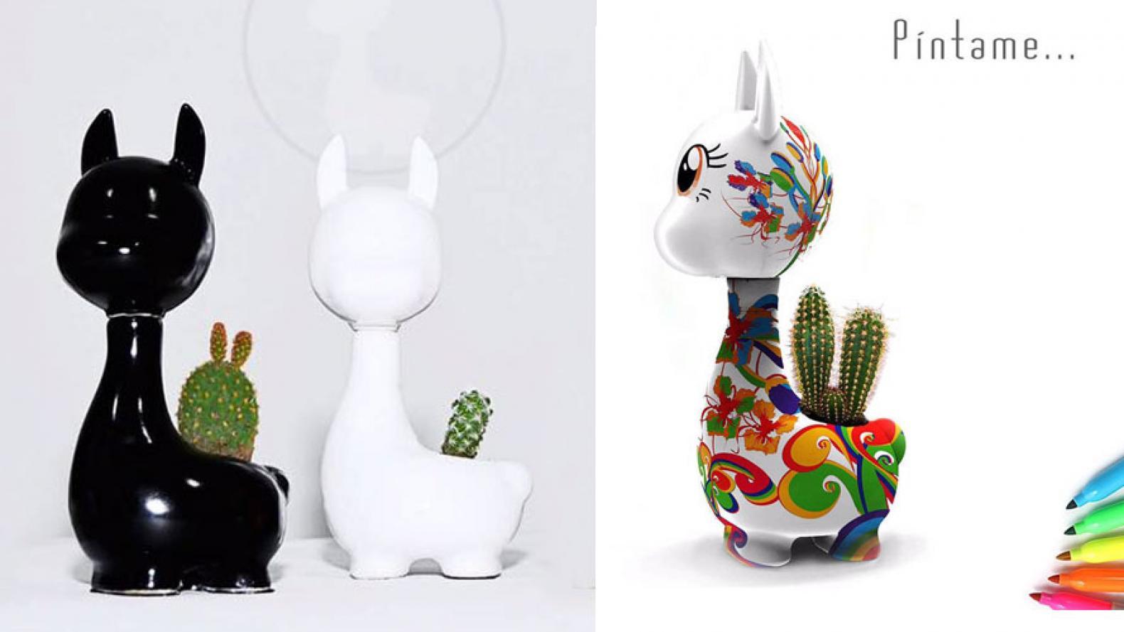 Decoraci n con peque os objetos de cer mica musa - Ceramica decoracion ...