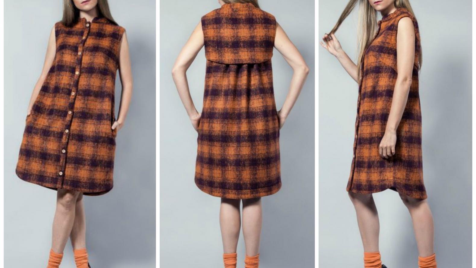3d8f7e1698 Animate a los vestidos camiseros en invierno