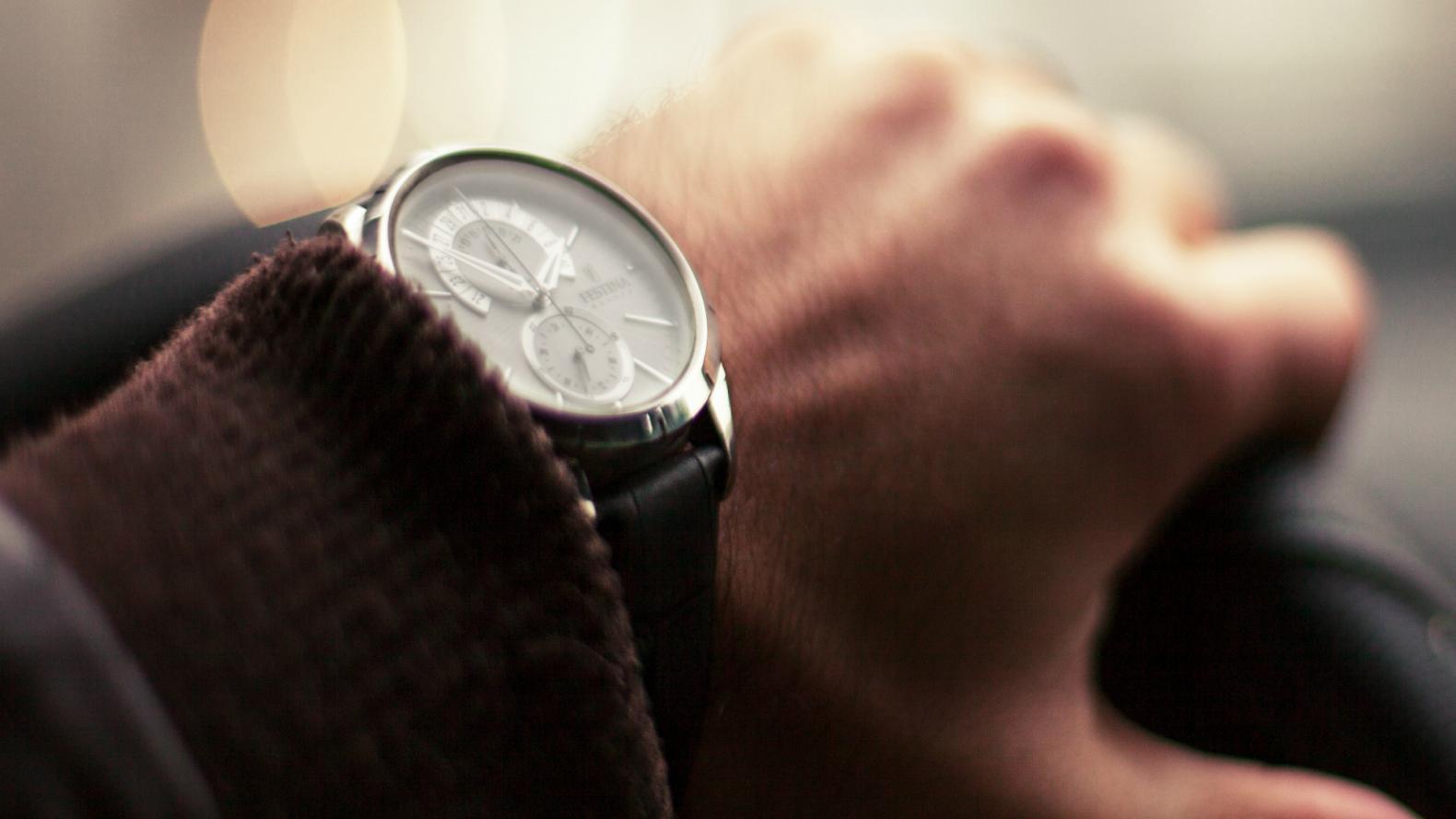 7445d7129a3c El regreso del reloj pulsera para hombre  mirá lo que se usa