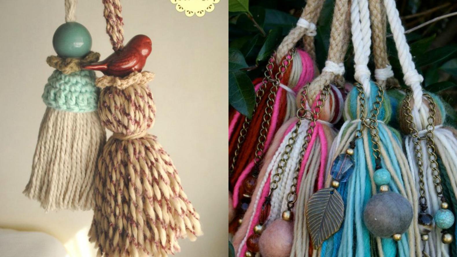 Como hacer pompones de lana ultimando el pompom car - Como hacer pompones ...