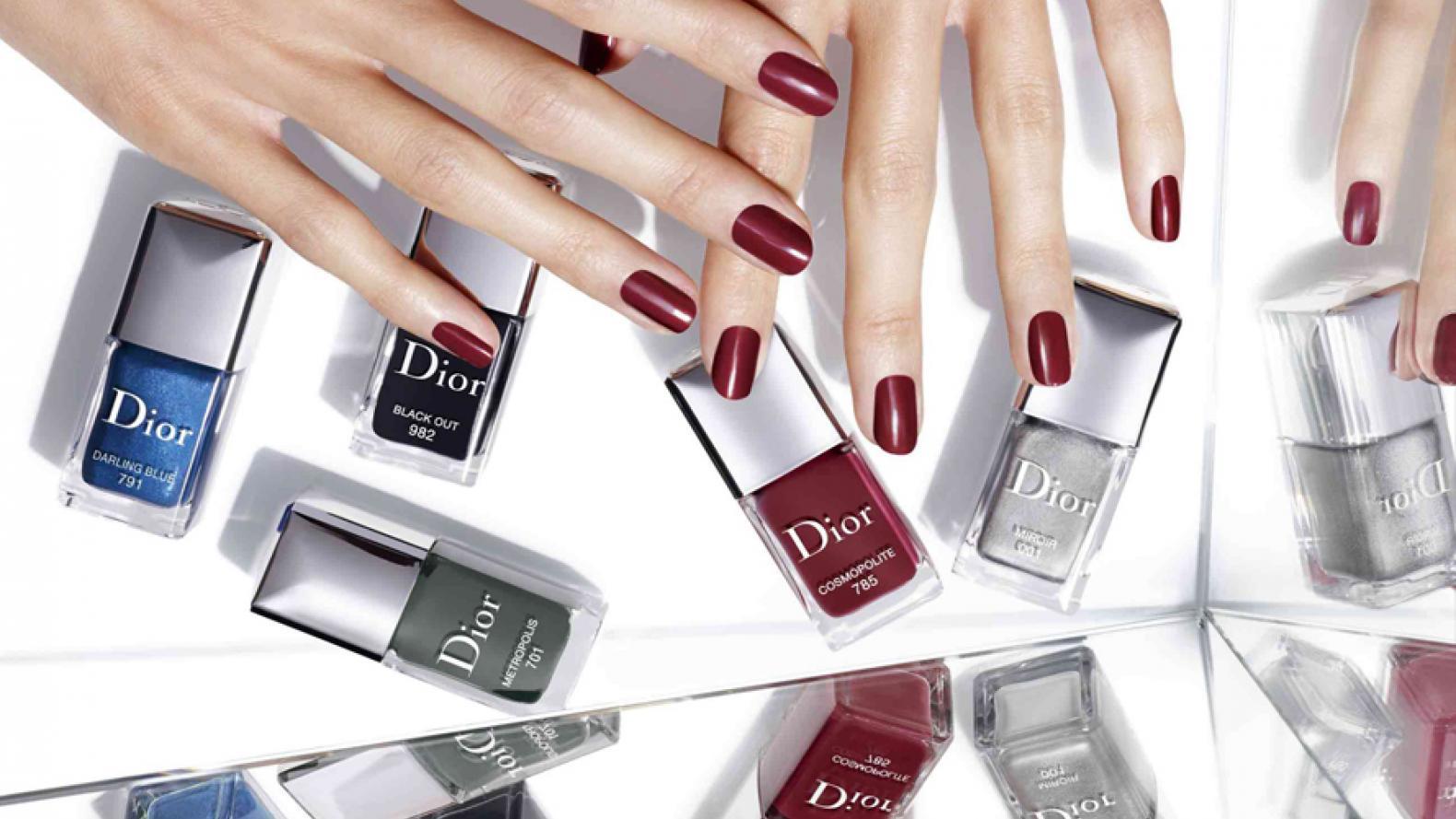 De qué color pintar las uñas esta temporada