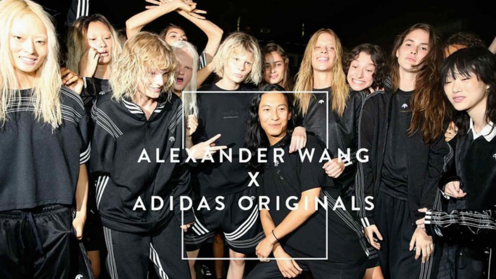 congelado Bajar Duquesa  Se viene la venta mundial de la colección de Adidas que usa el logo al revés  | MUSA