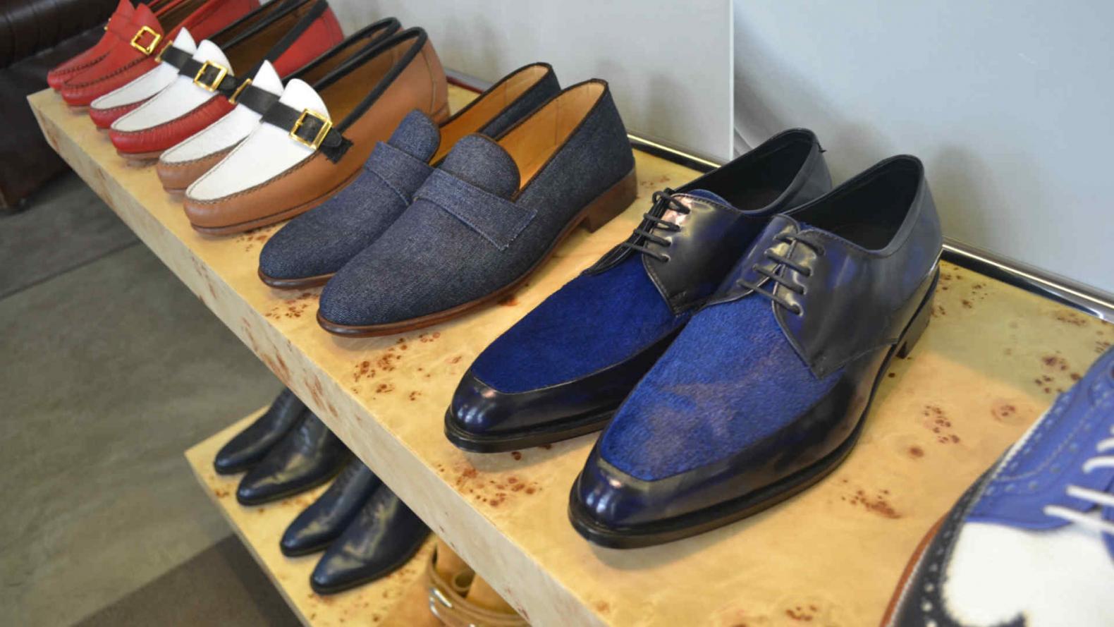 0b1f15efd95 Los zapatos de hombre más lindos del mercado se fabrican en Argentina