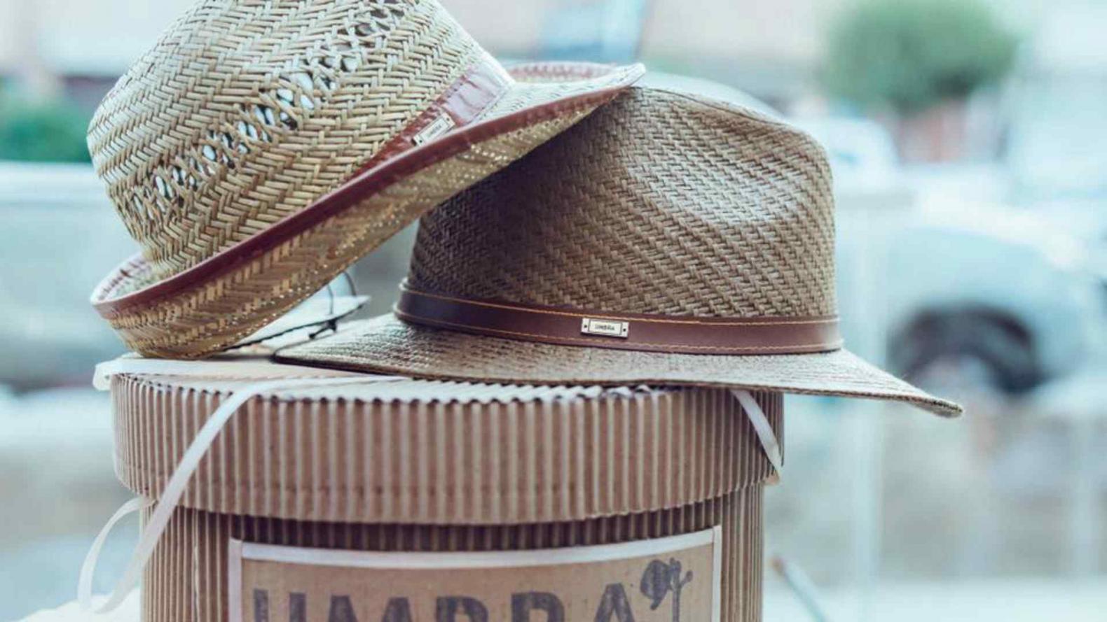 Lindos! Sombreros de diseño hechos en Córdoba y con entrega a todo ... 44455e890b1