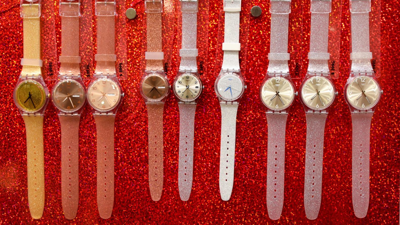 093b5cde00b4 La nueva colección de relojes Swatch