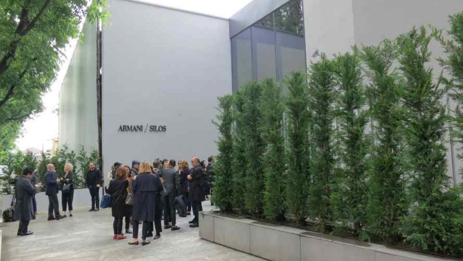 best service 20665 1305d Giorgio Armani tiene su propio museo | MUSA
